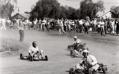 Un recorrido por la historia de los karts