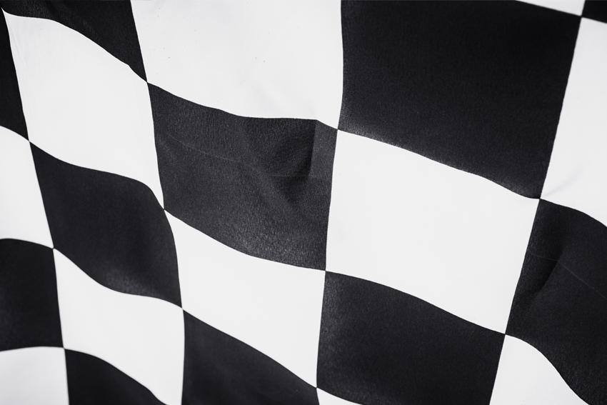 Banderas de competición