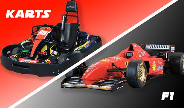 Grandes pilotos que en sus inicios condujeron Karts